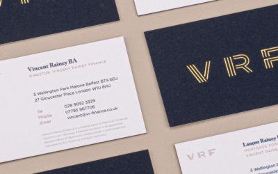 Vincent Rainey Finance Ltd