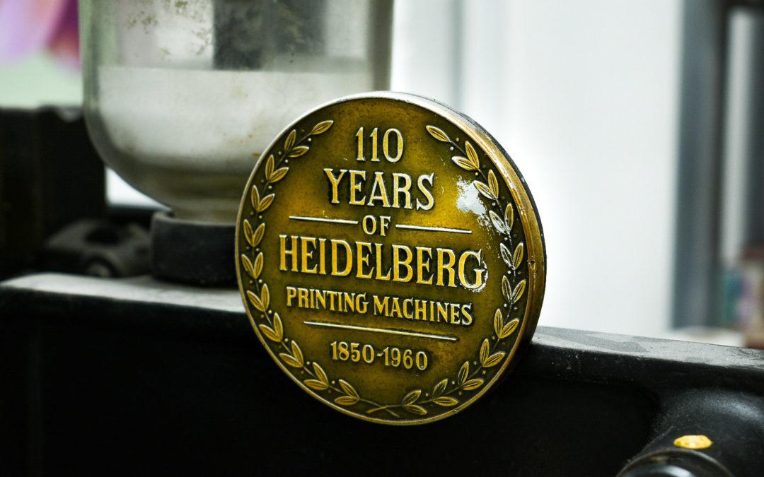 heidelberg foiler