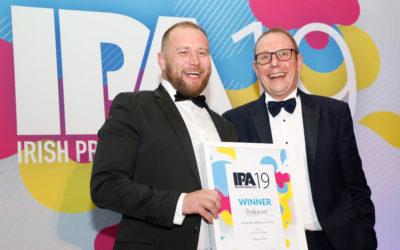 Printer of the Year, Irish Print Awards